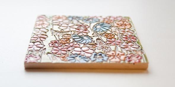 Глазурированная керамическая плитка