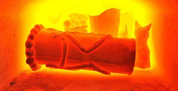 Курс керамики профи техника обжига