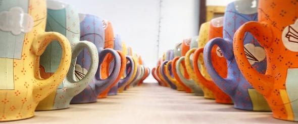 Глазурирование керамики