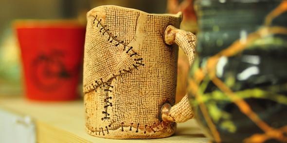 керамика ручная лепка