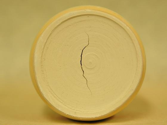 Трещины при сушке керамики